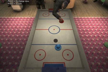 airhockey tlad gameplay