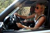 Maria Sharapova at Land Rover 60th Anniversary in Agoura Hills, California