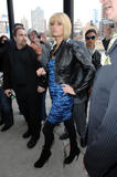 PARIS HILTON promotes Gripping Eyewear at the Vision Expo East held at the Jacob Javits Center - Hot Celebs Home