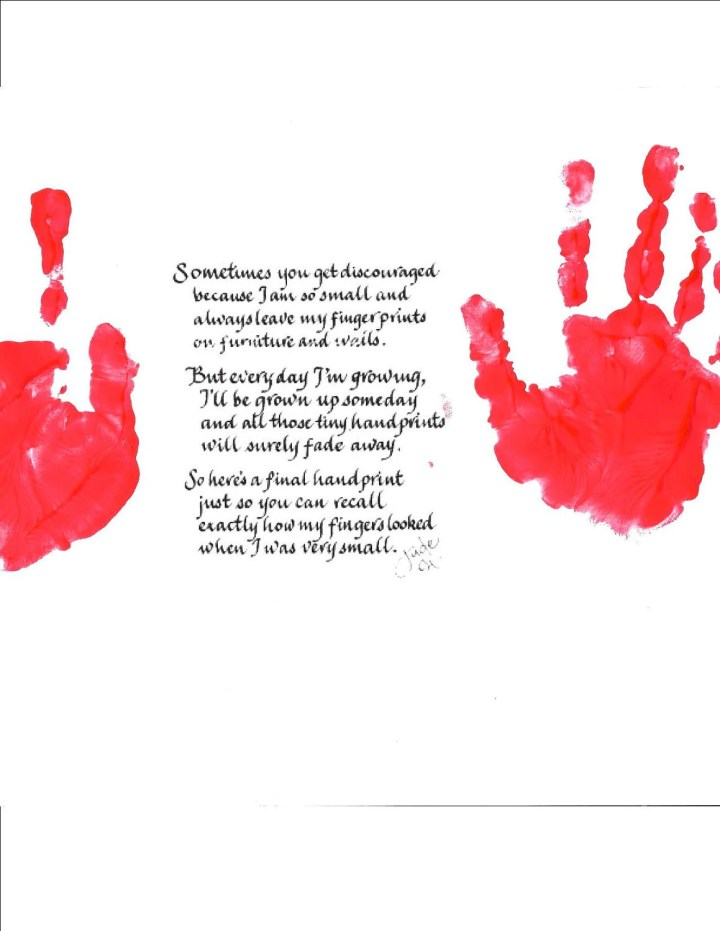Grandparents Day Poems. Handprint Poems For Grandparents Templates ...