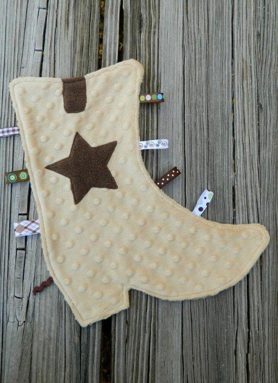 Cozy Cowboy Boot Snugglie