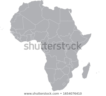 Africa map with Cape Verde stock photo      Udo Schotten  Ustofre9     Stock photo  Africa map with Cape Verde