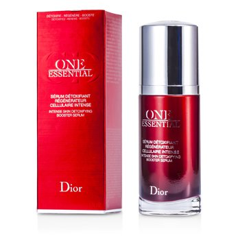 Intense Skin Detoxifying Booster Serum of One Essential collection of  Dior.