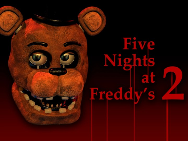 5 nights at freddys online demo