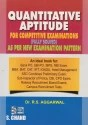 Quantitative Aptitude For Competitive Examinations (English) 7th Edition