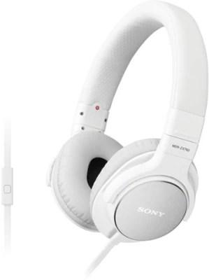 Sony Stereo Headphones With Mic