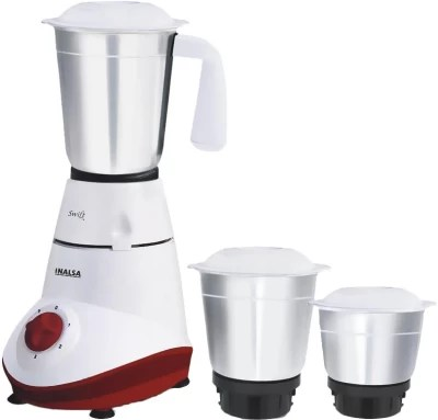 Inalsa Swift 3 jar Mixer Grinder