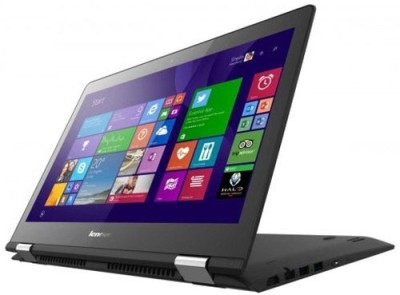Lenovo Yoga 300 (80M1003XIN) 2-in-1 Laptop @Rs.26,999
