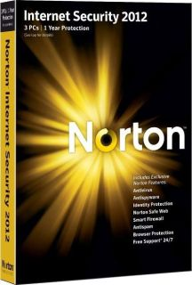 Norton Internet Security 2012 Türkçe