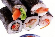 sushim seaweed, rumpai laut, seaweet with rice, sushi from japan, picture sushi, sushi yang menarik,
