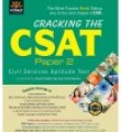 Click To Buy Cracking the CSAT Civil Services Aptitude Test with Solved Papers (Paper - 2)