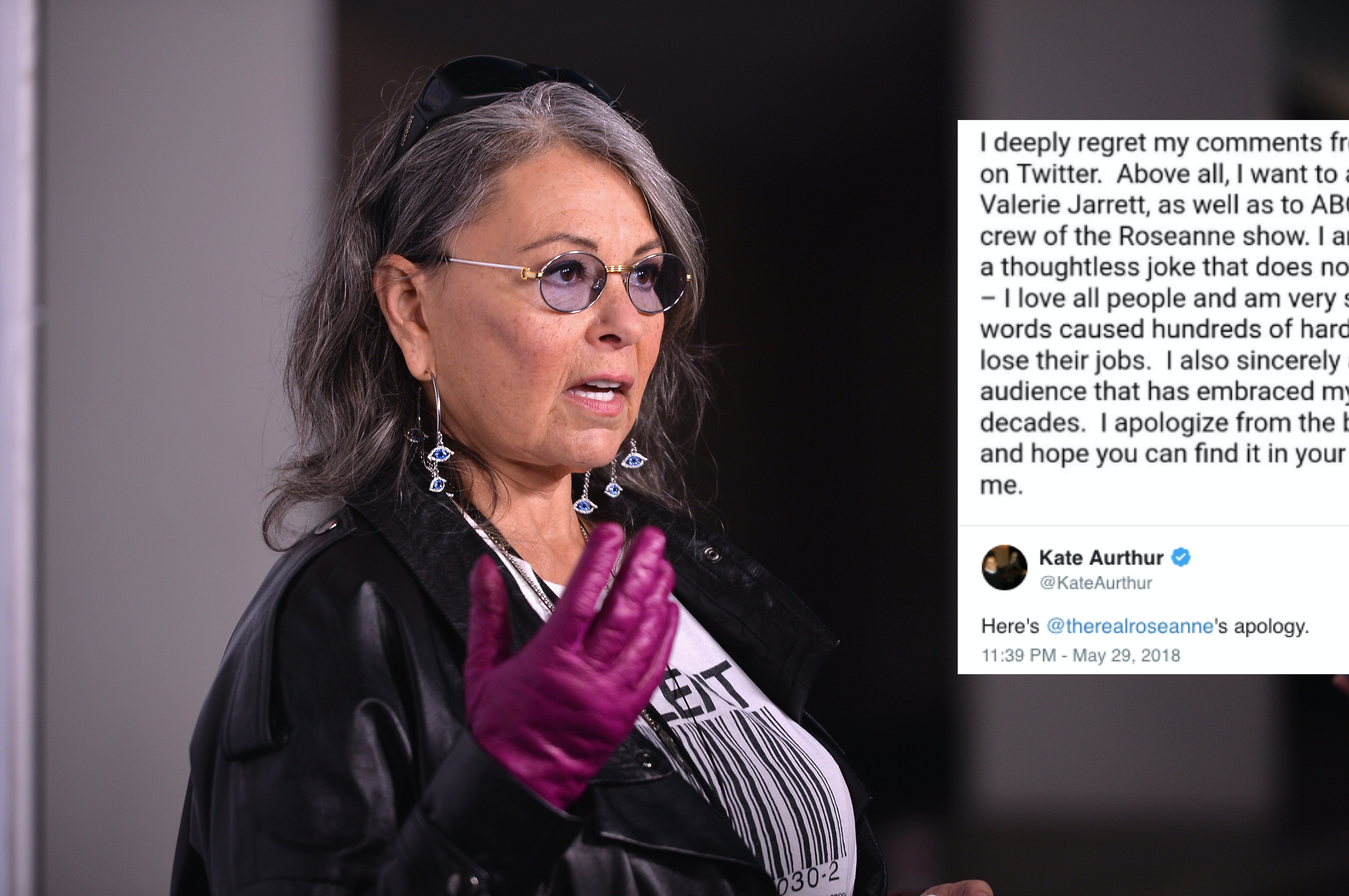 Roseanne Barr s Conflicting Apology Tweets Make The Whole Situation     Roseanne Barr s Conflicting Apology Tweets Make The Whole Situation Even  More Confusing