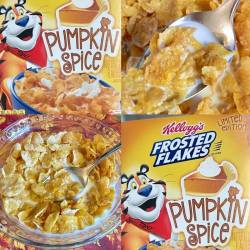 Extraordinary Pumpkin Spice Frosted Flakes Exist Get You Excited Forfall Pumpkin Spice Frosted Flakes Exist Get You Kellogg S Frosted Flakes Slogan Kellogg S Frosted Flakes Calories