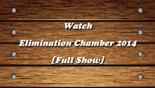 watch elimination chamber 2014 full show