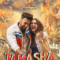 Tamasha 2015 Hindi DVDScr x264 700MB