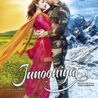 Junooniyat (2016) Hindi 720p HEVC DvDRip X265 600MB