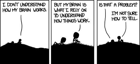XKCD cartoon