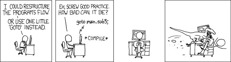 xkcd #239: goto
