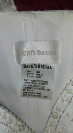 Small Of Davids Bridal Credit Card