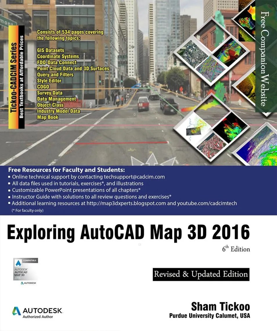 Exploring AutoCAD Map 3D 2016 by Prof Sham Tickoo by Prof Sham     Exploring AutoCAD Map 3D 2016 by Prof Sham Tickoo by Prof Sham Tickoo    Read Online
