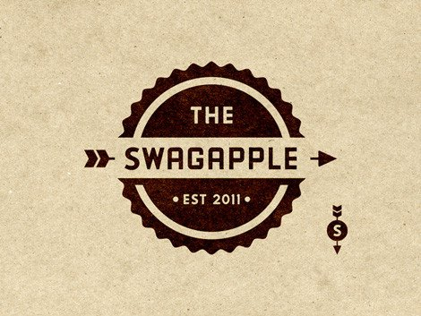 Collection of modern vintage logos by Riley Cran