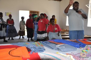 Community trying to sell some handwoven stuff