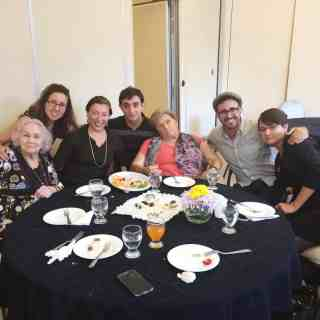 Just when you think you might be alone in a foreign country, a friend comes along. These are the people that made my Jewish travel guide to Argentina.