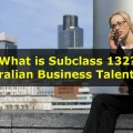 Australian Business talent visa