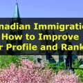 How to improve canadian immigration profile