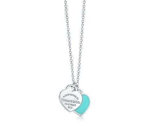 Tiffany God Tag hearts