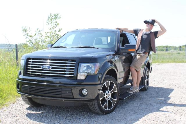 Ford f150 Special edition Harly Davidson