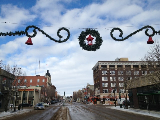 Moose Jaw City Centre Christmas