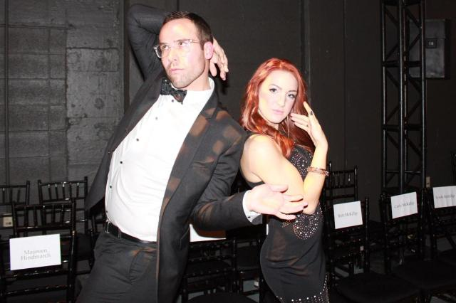 Victoria Duffield 'Shut up and Dance' Mr Fabulous (1)