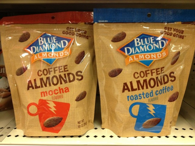 Coffee Flavor Almonds