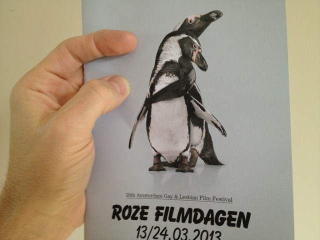 Roze Filmdagen 2013 Fab Coverage