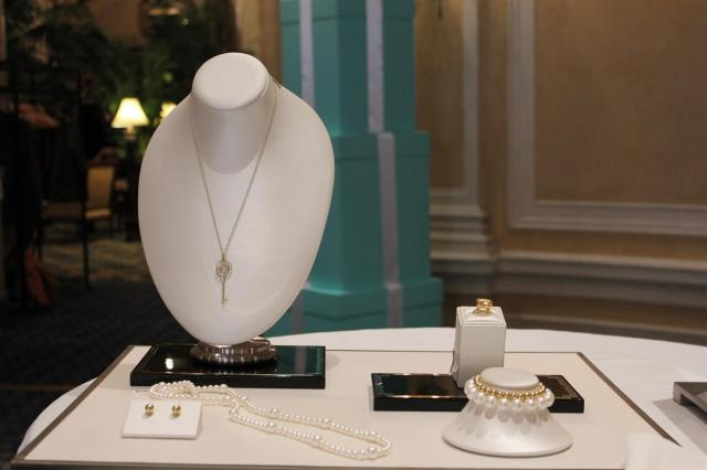 Tiffany & Co 2013 Blue Book Collection NYC (1)