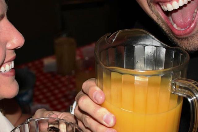 Buckin Breakfast Drinks