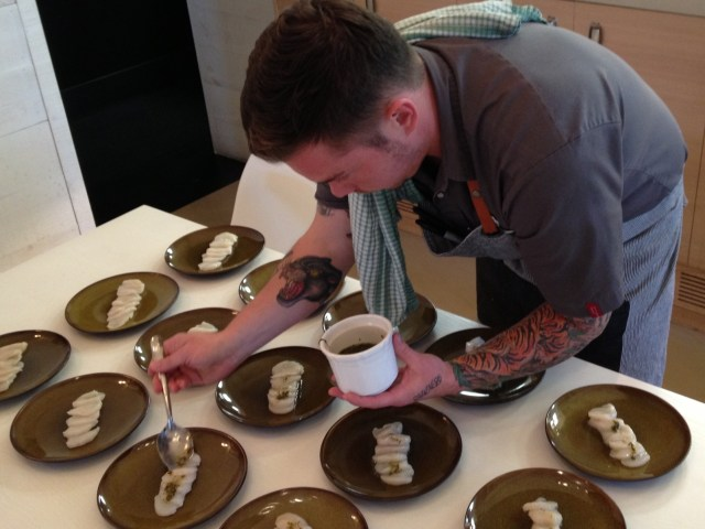 Market Calgary Patron Tasting Chef Bohati