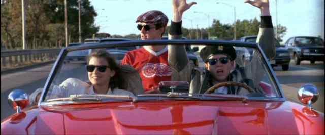 Ferris Buller car