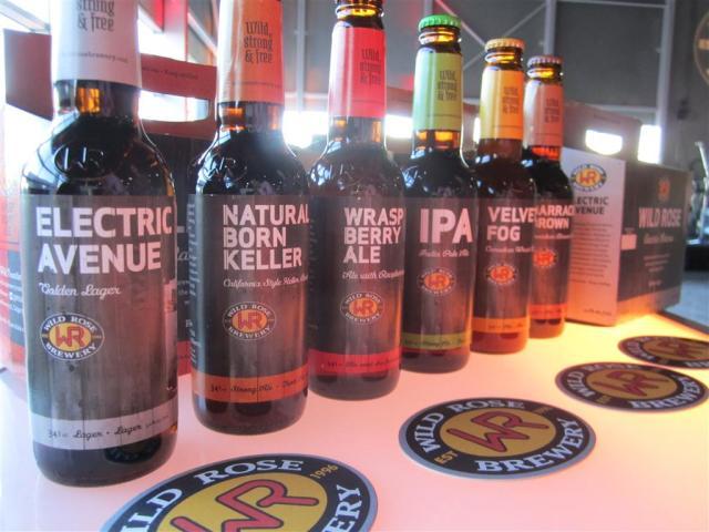 Wild Rose Brewery Calgary AB Craft Beer (5) (Medium)