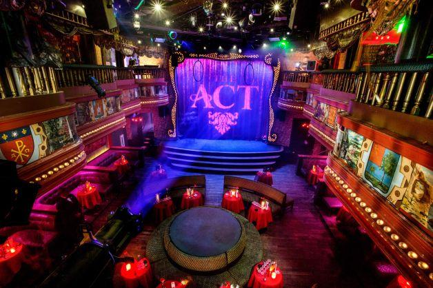 THe Act Las Vegas
