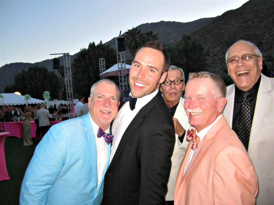 Evening Under The Stars Palm Springs Disco Divas (2)