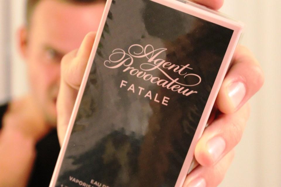 Fatale perfume