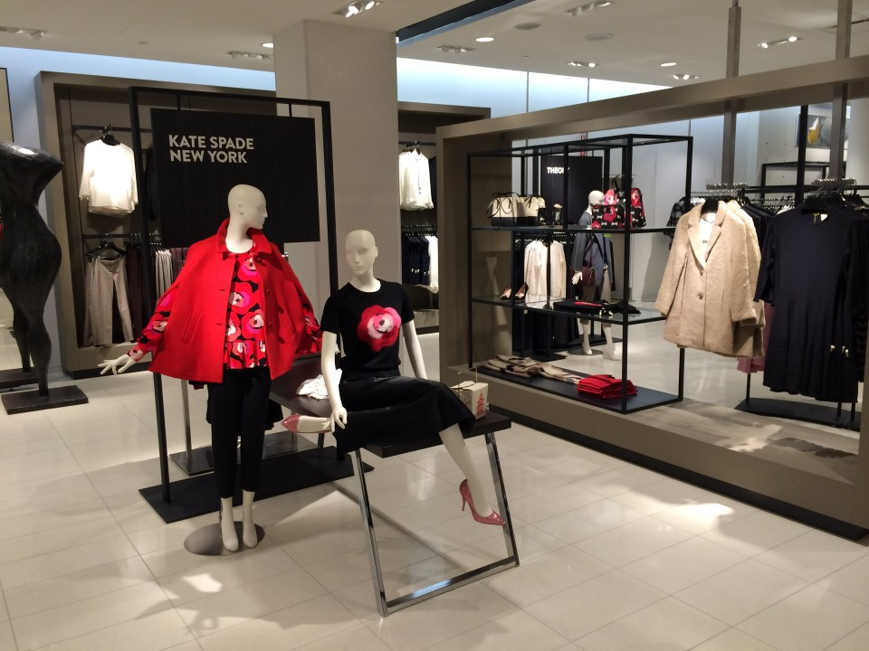 Nordstrom Calgary First Canadian Store Interior  (34)