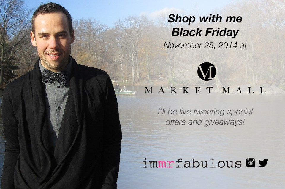 Black Friday Market Mall