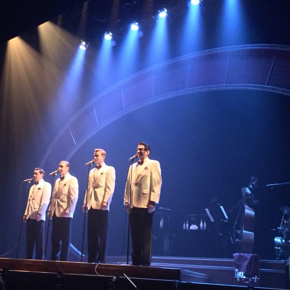 forever_plaid_Toronto_Cast