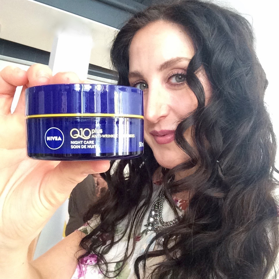Nivea_Q_10_Anti_Wrinkle_Night_Care_Face_Cream_10_Days_Of_Smiles