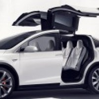 Tesla Model X: Tesla unveils its Model X All-Electric SUV with Falcon Wing doors