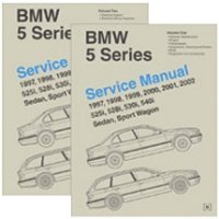 BENTLEY BMW 5 SERIES MANUAL 1997-2002