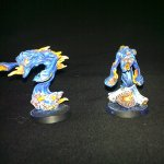 Warhammer Quest - Monsters - Daemons of Chaos - Flamers